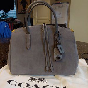 Coach 1941 Cooper Carryall Heather Gray # 22822